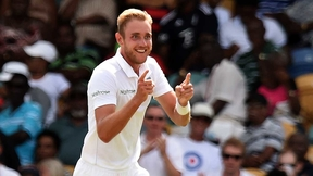 Broad Selected For England