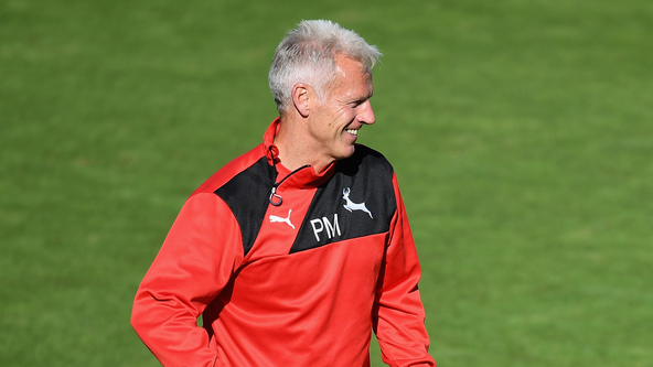 Peter Moores: Itching For The Season To Start