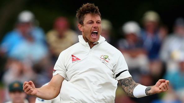 Nottinghamshire Snap Up Pattinson