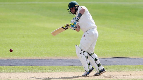 Nottinghamshire Ease To Nine-Wicket  Victory at Durham