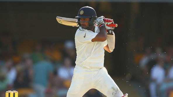 Notts Capture Pujara For Red Ball Stint