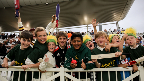Junior Outlaws Membership:  A Summer Of Cricket For £27