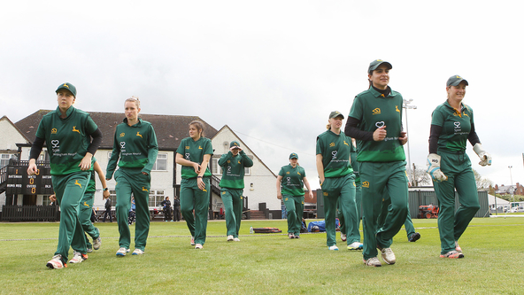Mixed Opening Weekend  For Nottinghamshire Women