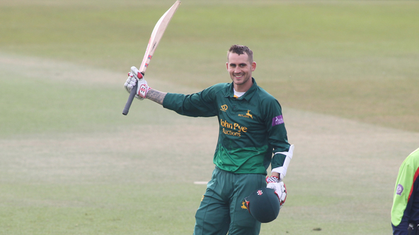 Hales Ready To Capitalise On  Domestic Chance at Lord's