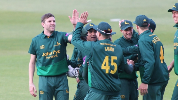 Outlaws Qualify For One Day Cup Knockout  Rounds Despite Abandoned Match