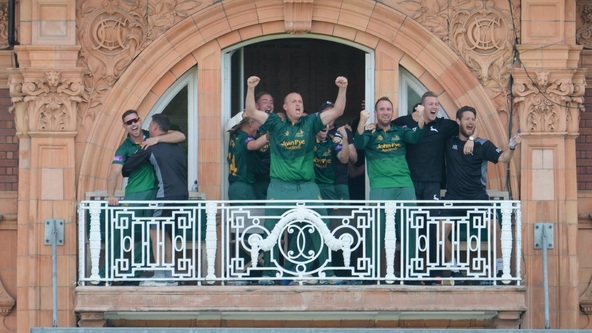 Notts Outlaws Win  The Royal London One-Day Cup