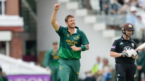 One Day Cup Win Gives Pattinson  The Perfect End To His Notts Stint