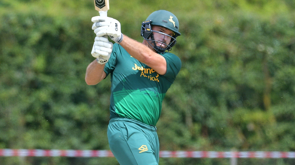 Moores 'Pleased' With T20  Warm-ups At Grantham