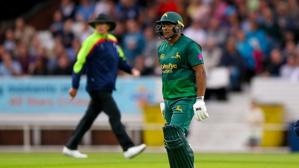 Birmingham Bears v Notts Outlaws Match Report
