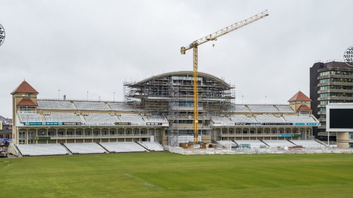 What Is The Building Work At Trent Bridge Cricket Ground